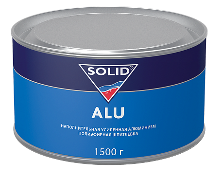SOLID ALU 1500г шпатлевка