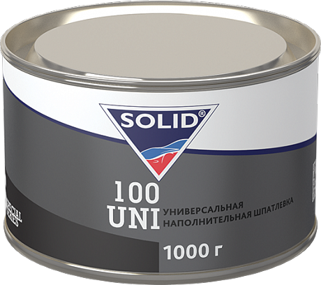 SOLID 100 UNI  шпатлевка 1.0 кг